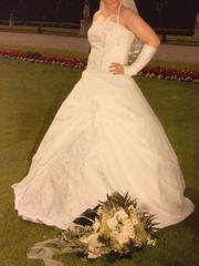 Wunderschönes Brautkleid in