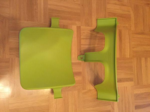 Hochstuhl Tripp Trapp Zubehör ~ Stokke tripp trapp babyset grün in mühlhausen laufställe