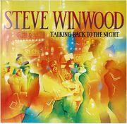 Schallplatte Steve Winwood - Talking Back