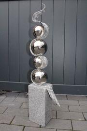 Skulptur Fantasia hell-