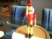 Pinokkio Holzfigur