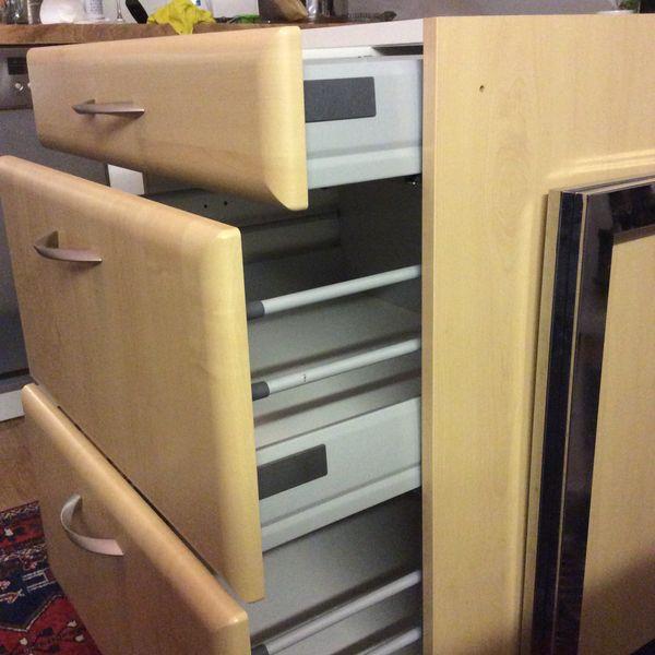 Unterschrank Küchenschrank Arbeitsplatte Küchenunterschränke Alno