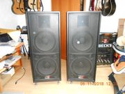 Biema FP215 Professional Sound Lautsprecherboxen