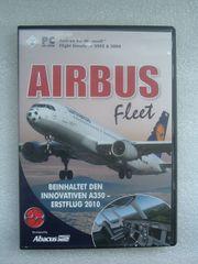 Flight Simulator Airbus Fleet