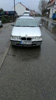 verkaufe meinen BMW