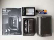 Sony Walkman WM-DD9 - WM DD9 -