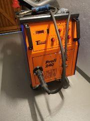 Schutzgasschweissgerät TECHNOLIT Profi 240
