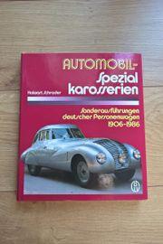 Automobil-Spezialkarosserien
