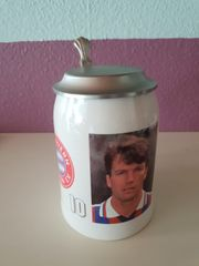FC BAYERN FAN-BIERKRUG Matthäus