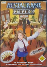 PC Game Restaurant Empire