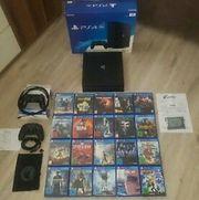 Playstation4 pro 1TB mit 27