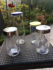 Glas Vorratsbehälter von