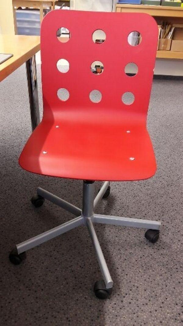 Schreibtischstuhl Mit Rollen 5 Stuck In Rankweil Buromobel