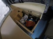 6 Sitz- und Schlafplätze auf