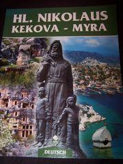 Hl Nikolaus Kekova - Myra
