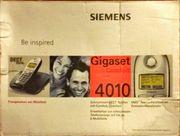 Siemens schnurloses Telefon