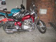 Motorrad Chopper Kymco Zing fahrbereit