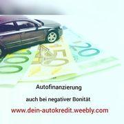 Autokauf bei negativer Schufa