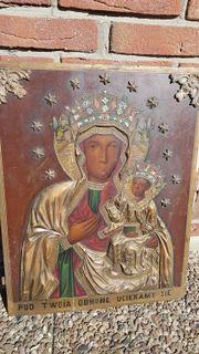 Polnisches Ikonen-Relief-