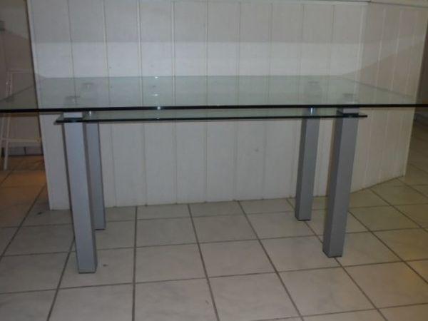glasesstisch stuhlen gebraucht kaufen nur 2 st bis 65 g nstiger. Black Bedroom Furniture Sets. Home Design Ideas