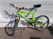 Fahrrad Cross Bike mit Charakter
