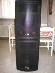 DJ-Anlage - Sound und Licht