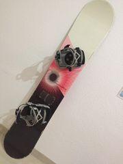 Snowboard Oxygen Fascination 154 Damen