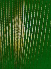 Türvorhang / Dekorationsvorhang aus