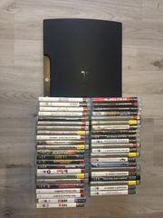 PlayStation 3 mit 44 Spielen
