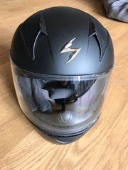Motorradhelm von Scorpion Exo 410