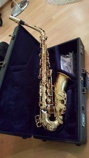 verkaufe ungebraucht Saxophon