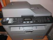 Multifunktionsdrucker - Laser - sw