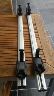Thule 775 Fuss-Set und Trägerelemente