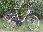 Damenfahrrad Genesis Trekkingbike