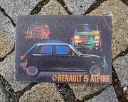Betriebsanleitung Renault R