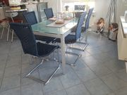 Tisch und 6 Stühle Jimmy