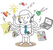 Empfangskraft / Bürohilfe sucht