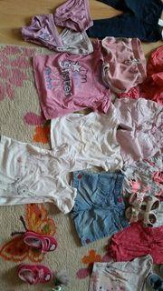 Mädchen Sommer bekleidung