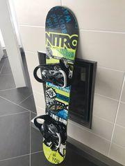 Snowboard Nitro Ripper 126 cm