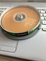 10x DVD+RW
