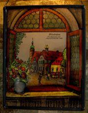 Gemälde 1942 Mainz Frankfurt Wiesbaden