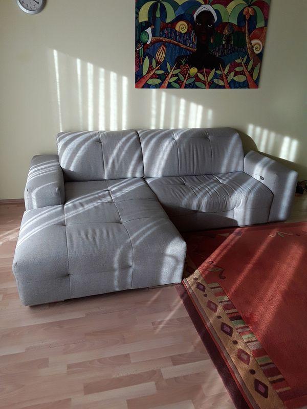 Sofa Mit Elektrisch Ausfahrbaren Fussteil In Kronau Polster Sessel