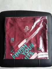 Kinder Sport Shirt - Finisher T-Shirt