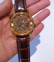 Herren Uhr Analog Quarz Armbanduhr