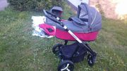 Kinderwagen + Maxi Cosi