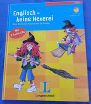 Englisch keine Hexerei - Langenscheidt Kinderbuch