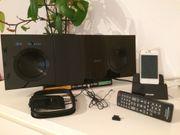 Stereo Anlage Radio CD Micro