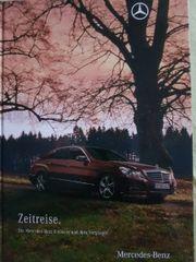 Buch Zeitreise Mercedes-Benz E-Klasse und