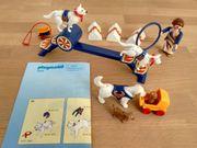 Playmobil 4237 Hunde-Dressur 2007 Zirkus