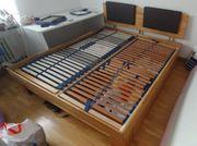 Holz Bett 180 x 200